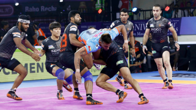 Match 32: U Mumba vs Bengal Warriors