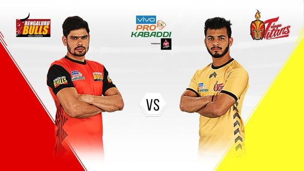 Bengaluru Bulls take on Telugu Titans in final Southern Derby of the season