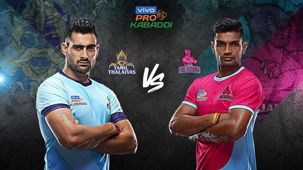 Tamil Thalaivas look to set the record straight against Jaipur Pink Panthers