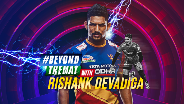 Beyond The Mat with Rishank Devadiga