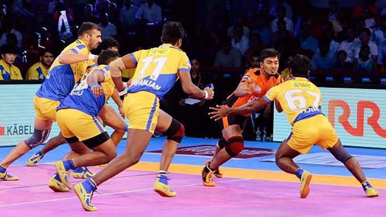 Thalaivas ready to shine after debut season's experience, believes Thakur