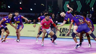 Match 27: Dabang Delhi KC vs Jaipur Pink Panthers