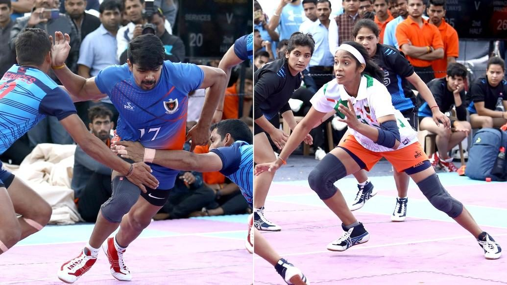 The keys to Indian Railways' double triumph at the Senior National Kabaddi Championship