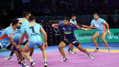 Match 96: Haryana Steelers vs Bengal Warriors