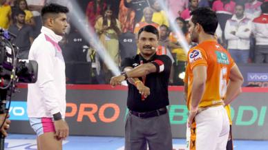 Match 42: Jaipur Pink Panthers vs Puneri Paltan