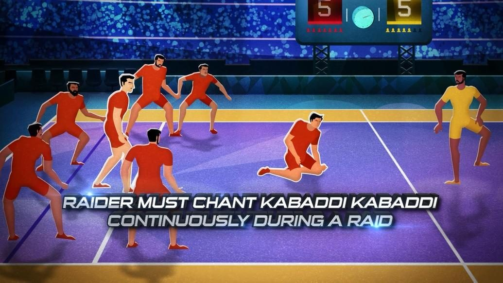Basics of Kabaddi