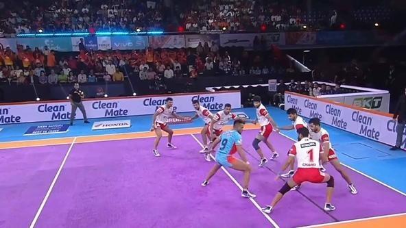 Match 97: Raider of the Match - Maninder Singh