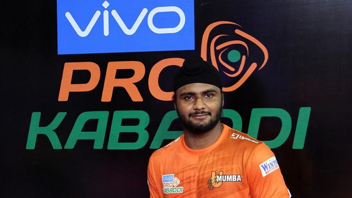 FKH Stars: Surender Singh, the livewire of U Mumba's defence!