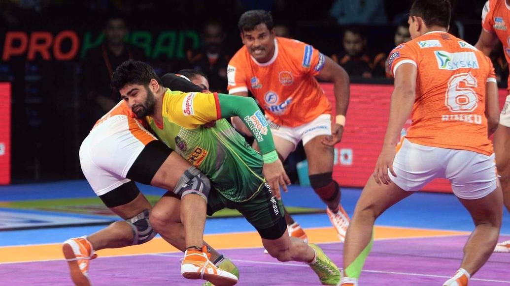 Star of the Day: Pardeep Narwal