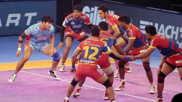 Match 49: U.P. Yoddha vs Bengal Warriors