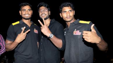 Hyderabad gears up for VIVO Pro Kabaddi Season 7