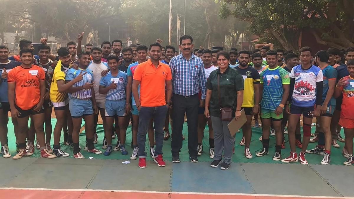 What the Future Kabaddi Heroes programme is all about