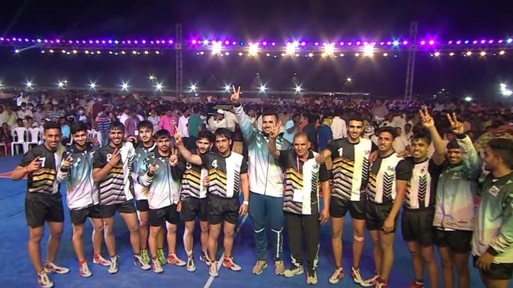 SAI Boys and Haryana Girls crowned winners of the 47th Junior Kabaddi National Championship