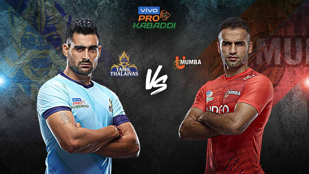 U Mumba look to consolidate Top 6 spot with a win against Tamil Thalaivas