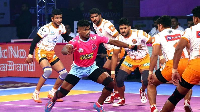 Match 111: Jaipur Pink Panthers vs Puneri Paltan