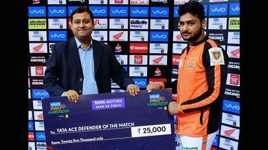 Match 123: Puneri Paltan vs Telugu Titans
