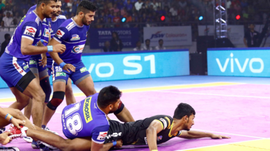 Match 121: Haryana Steelers vs Telugu Titans