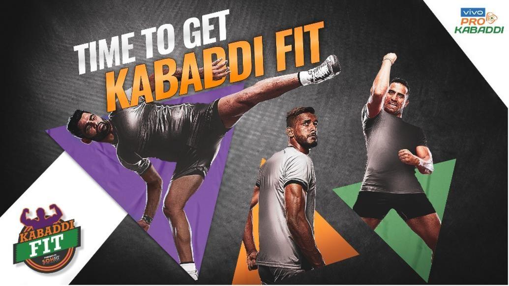 Mashal Sports and vivo Pro Kabaddi Level Up with Kabaddi Fit