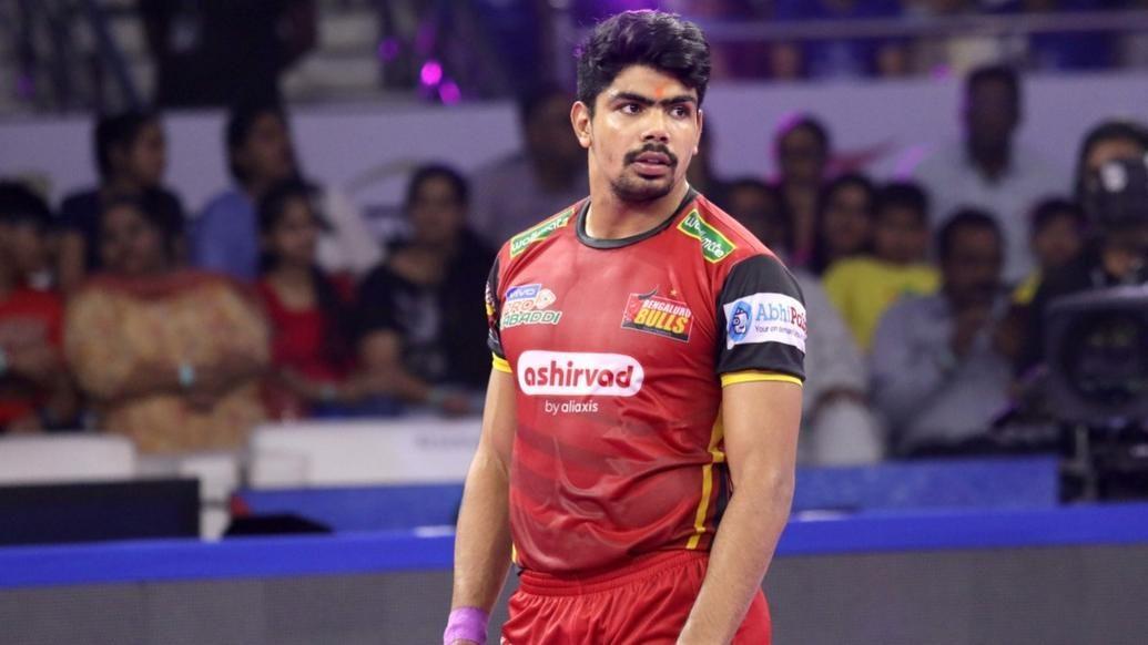 Pawan Sehrawat still at the core of Bengaluru Bulls' new combination