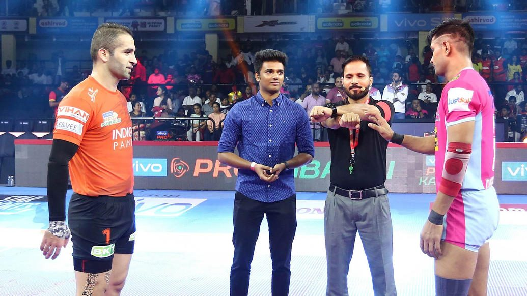 Match 68: U Mumba vs Jaipur Pink Panthers