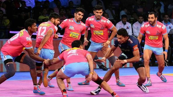 Match 18: Haryana Steelers vs Jaipur Pink Panthers