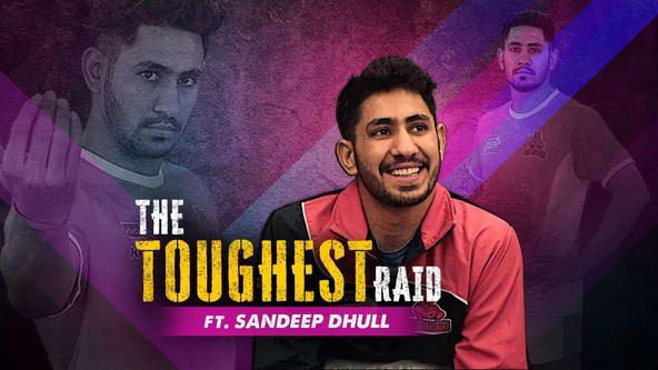 The Toughest Raid ft. Sandeep Dhull