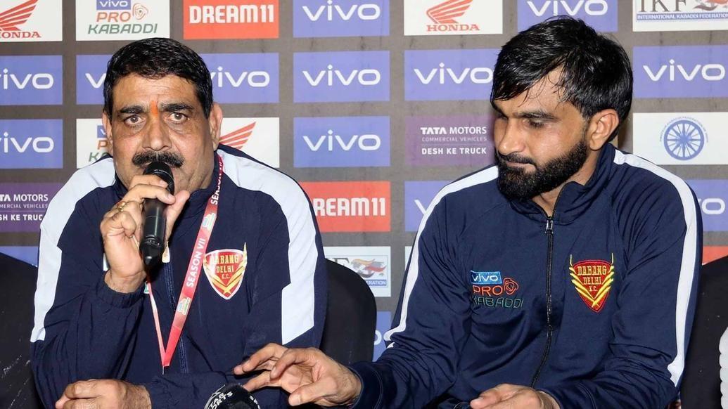 Krishan Kumar Hooda: Dabang Delhi K.C. takes pride in fighting till the final whistle