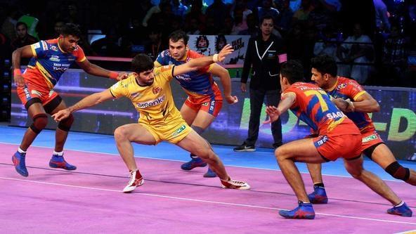 Match 13: Telugu Titans vs UP Yoddha