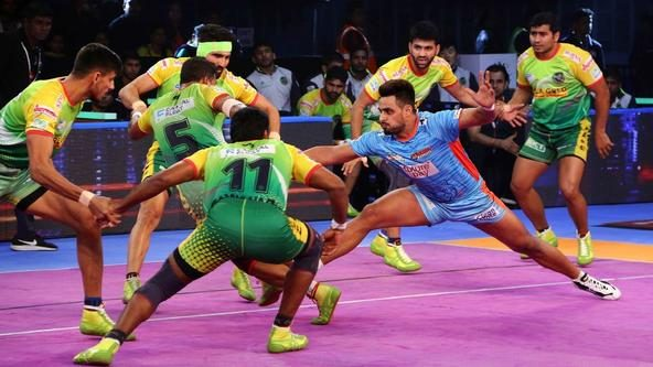 Bengal Warriors earn big win over Patna Pirates to make the Playoffs