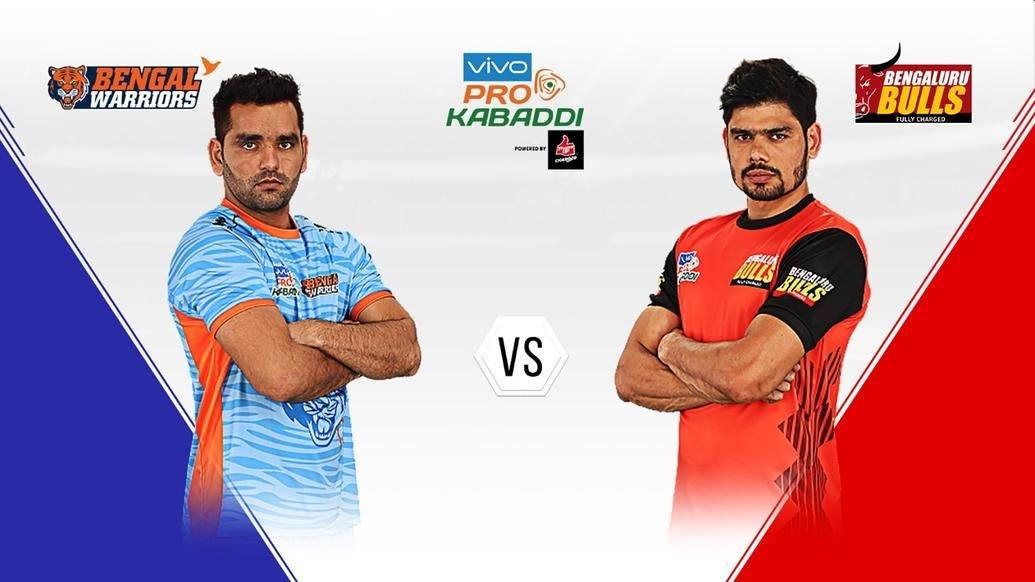 Bengal Warriors and Bengaluru Bulls lock horns for the final time before the Playoffs