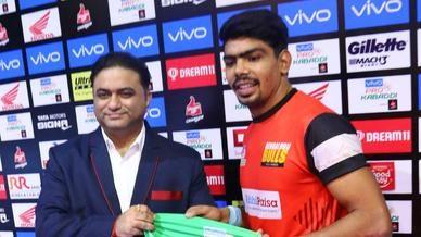 Match 131 - Jaipur Pink Panthers vs Bengaluru Bulls