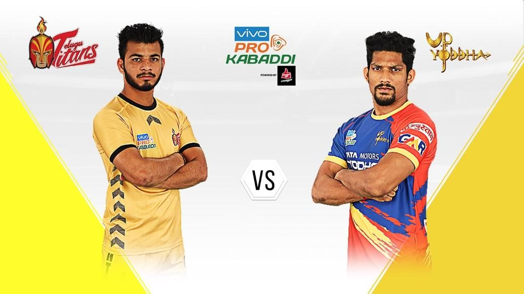 Telugu Titans up against U.P. Yoddha in hunt for third successive home victory