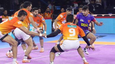 Match 35: Puneri Paltan vs Dabang Delhi K.C.
