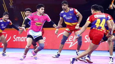 Match 93: Jaipur Pink Panthers vs U.P. Yoddha