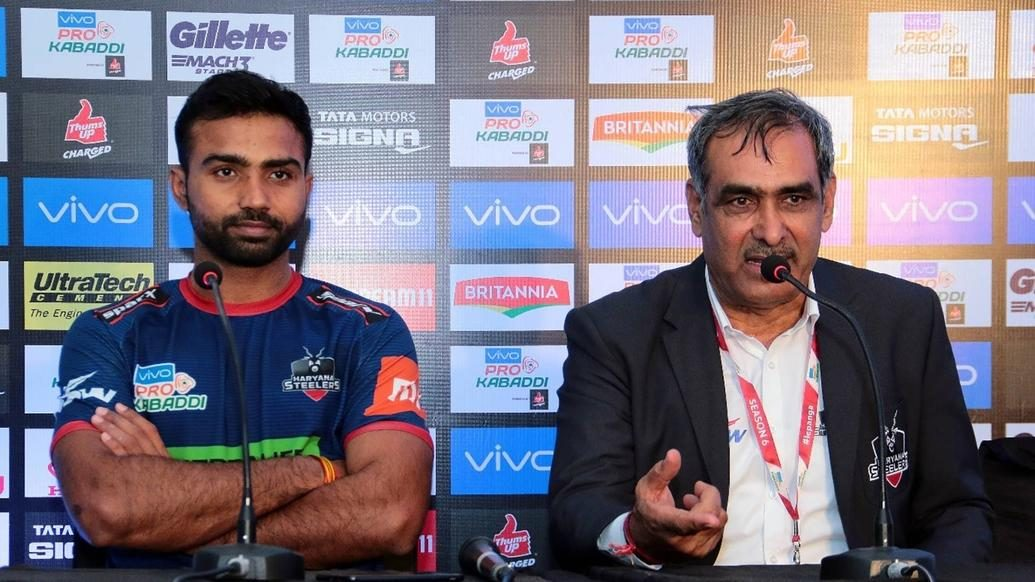 Rambir Singh Khokhar: We didn't make any mistakes today