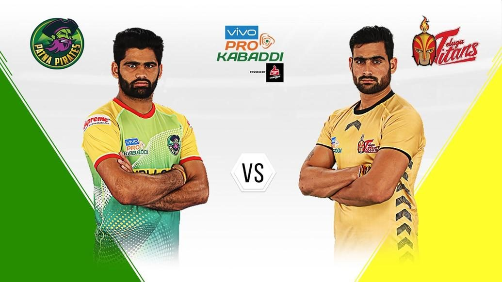Telugu Titans stand in the way of Patna Pirates' charge