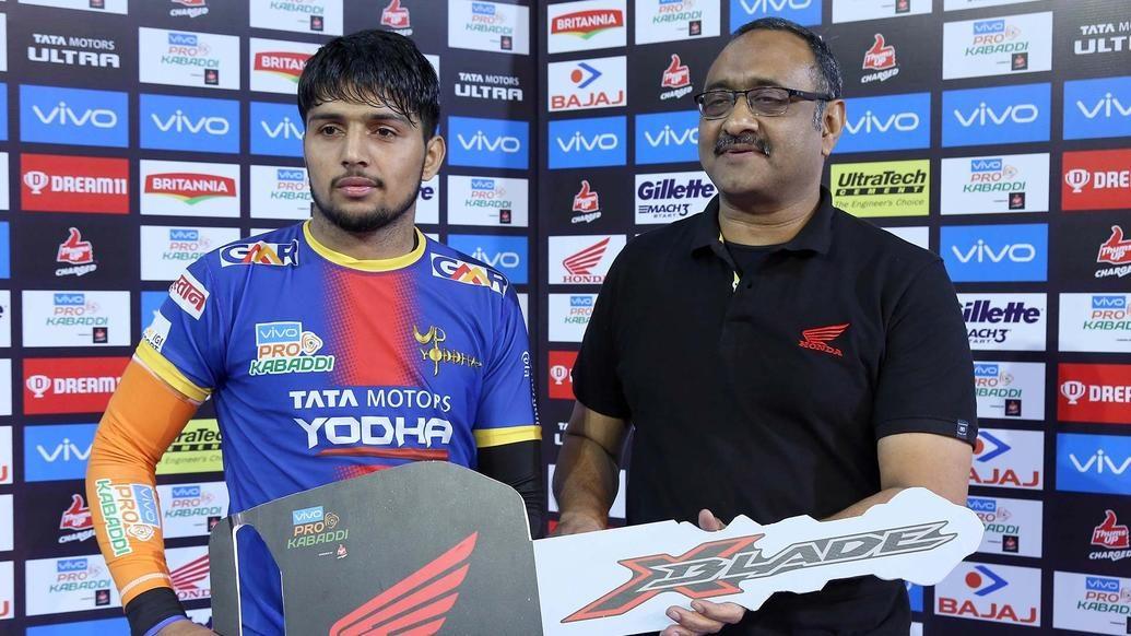 Match 53: U.P. Yoddha vs Bengaluru Bulls