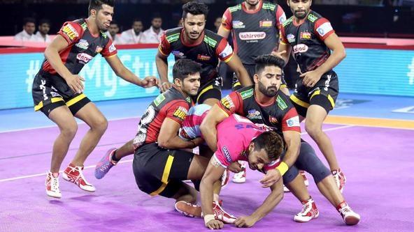 Match 58: Jaipur Pink Panthers vs Bengaluru Bulls