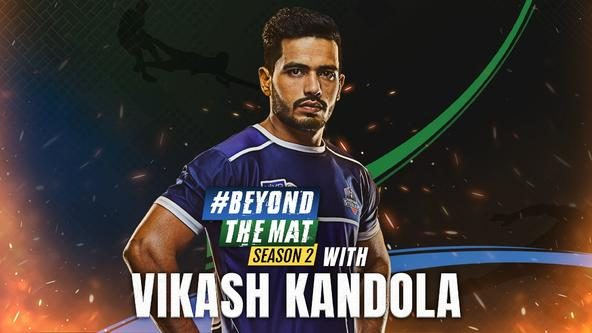 A candid chat with raiding superstar Vikash Kandola on Beyond The Mat