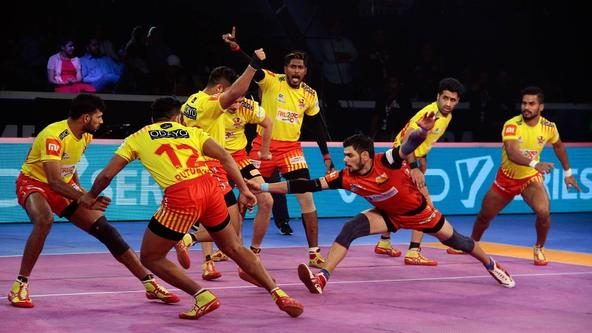 Final - Bengaluru Bulls vs Gujarat Fortunegiants