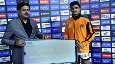 Match 26: Patna Pirates vs Puneri Paltan