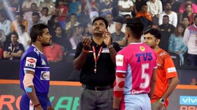 Match 18: Haryana Steelers vs Jaipur Pink Panthers