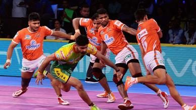 Match-101: Patna Pirates vs Puneri Paltan