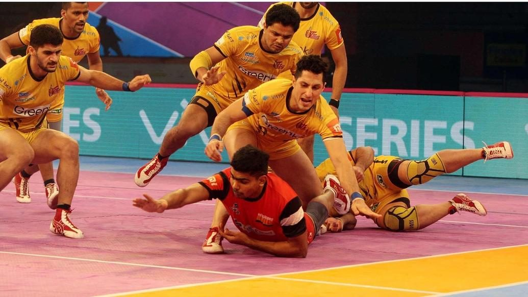 Sehrawat shines yet again as Bengaluru Bulls book a berth in the Playoffs