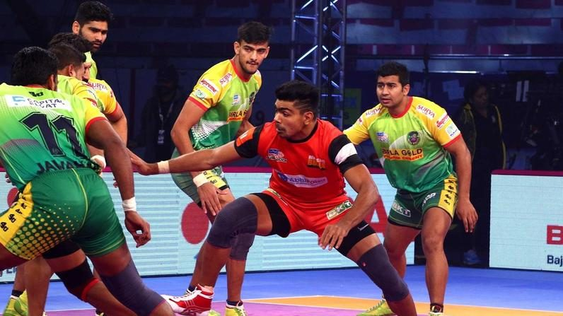Three crucial points in closing seconds earn Patna Pirates a tie against Bengaluru Bulls
