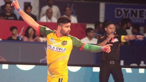Pardeep, Surender and Sachin declared the season's best performers