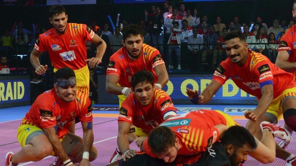 Match 23: Gujarat Fortunegiants vs U Mumba
