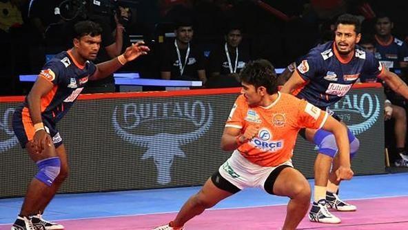Vijin Thangadurai serves up a Super Tackle to remember