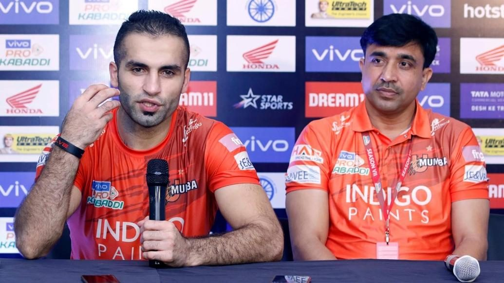 Fazel Atrachali: U Mumba will go with more energy in the next match
