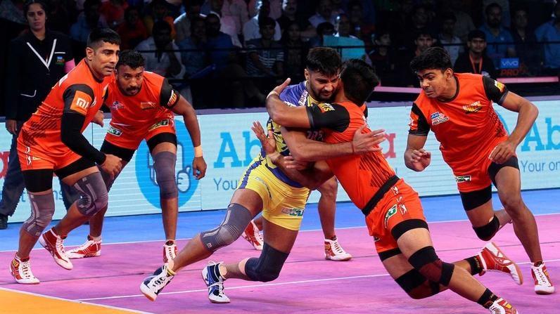Match 19: Bengaluru Bulls vs Tamil Thalaivas